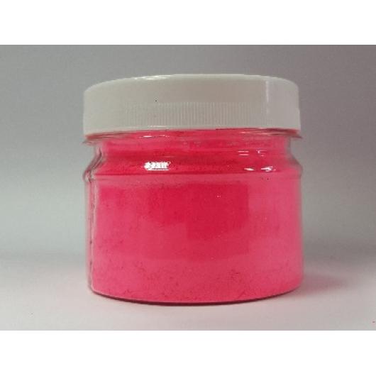 Пигмент флуоресцентный неон красный Tricolor FR - интернет-магазин tricolor.com.ua