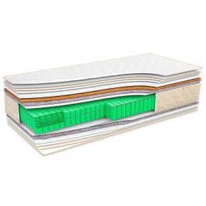 Ортопедический матрас Musson Оптима Mix Pocket Spring 80х200 - интернет-магазин tricolor.com.ua