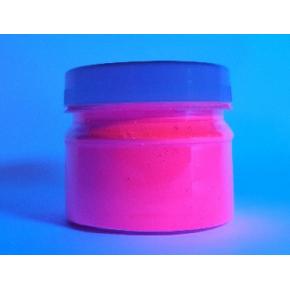Пигмент флуоресцентный неон маджента Tricolor FM - изображение 2 - интернет-магазин tricolor.com.ua