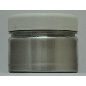 Пигмент металлик пудра серебро Tricolor MES