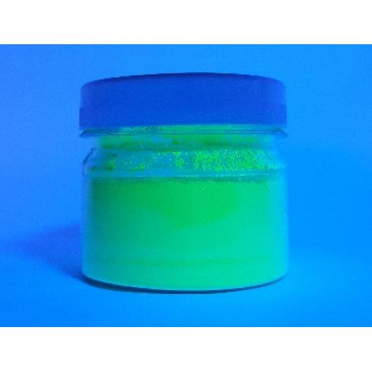 Пигмент флуоресцентный неон зеленый Tricolor FG - изображение 2 - интернет-магазин tricolor.com.ua