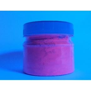 Пигмент флуоресцентный неон фиолетовый Tricolor FVIO (старый) - изображение 2 - интернет-магазин tricolor.com.ua