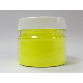 Пигмент флуоресцентный неон лимонный Tricolor FY - интернет-магазин tricolor.com.ua