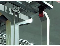 Акустическая влагостойкая гладкая плита Rockfon Industrial Opal 1200x600x30 - изображение 2 - интернет-магазин tricolor.com.ua