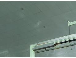 Акустическая влагостойкая гладкая плита Rockfon Industrial Opal 600x600x50 - изображение 2 - интернет-магазин tricolor.com.ua
