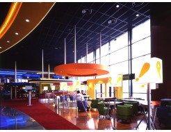 Акустическая влагостойкая гладкая плита Rockfon Industrial Black 600x600x30 - изображение 3 - интернет-магазин tricolor.com.ua