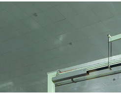 Акустическая влагостойкая гладкая плита Rockfon Industrial Opal 1200x600x25 - изображение 2 - интернет-магазин tricolor.com.ua