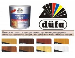Декоративная пропитка для дерева Dufatex Aqua Dufa (бесцветная) - изображение 2 - интернет-магазин tricolor.com.ua