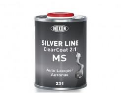 Лак акриловый Mixon Silver line 2+1 MS-231 2К А