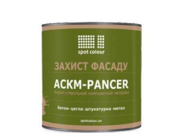 Краска фасадная Spot Colour АСКМ-Pancer синяя
