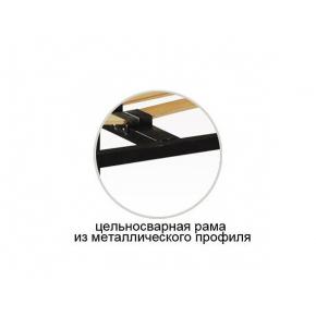 Каркас вкладной MatroLuxe Стандарт 90х190 без ножек - изображение 2 - интернет-магазин tricolor.com.ua