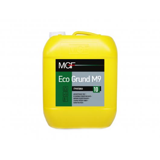 Грунтовка прозрачная MGF Eco Grund M9