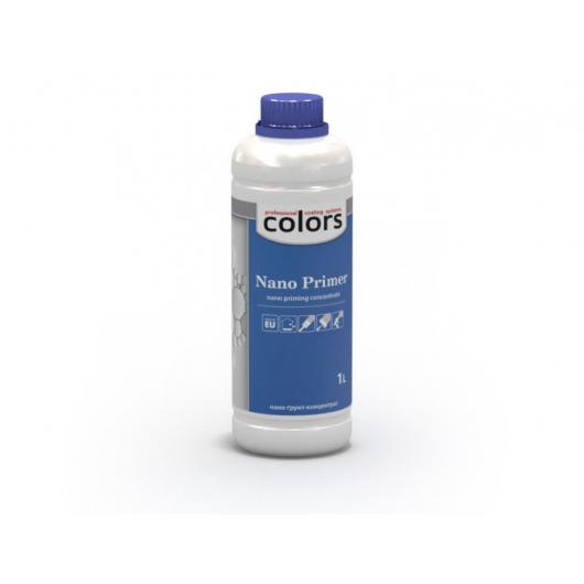 Безэмиссионная глубоко проникающая грунтовка Colors Nano Primer - интернет-магазин tricolor.com.ua