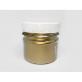 Пигмент металлик пудра старое золото Tricolor - интернет-магазин tricolor.com.ua