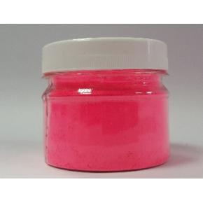 Пигмент флуоресцентный неон розовый Tricolor FP