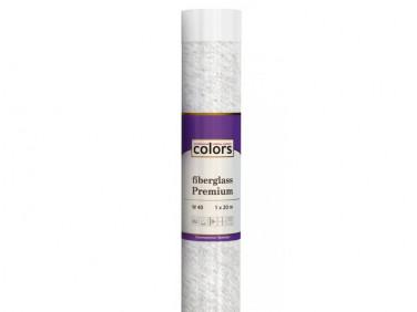 Стеклохолст Colors Premium W40 (40 г/м2) 1м x 20 м