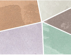 Штукатурка декоративная  Эльф Illusion White Gold перламутровая бархатистая тонкослойная - изображение 2 - интернет-магазин tricolor.com.ua
