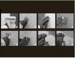 Штукатурка декоративная  Эльф Persia Gold бархатистая тонкослойная с мраморной крошкой - изображение 3 - интернет-магазин tricolor.com.ua