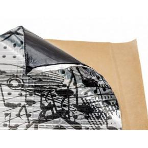 Вибропоглощающий материал StP GB 1,5 mini ГБ 1,5 мини 1,5мм 0,35м*0,57м - интернет-магазин tricolor.com.ua