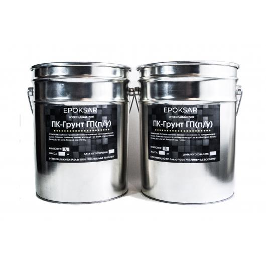 Двухкомпонентный полиуретановый глубокопроникающий грунт ПК-Грунт ГП (п/у) для бетона, дерева и минеральных поверхностей