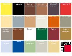 Затирка для швов эластичная Baumit PremiumFuge Brown Коричневый - изображение 2 - интернет-магазин tricolor.com.ua