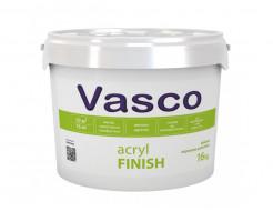 Готовая к использованию акриловая шпатлевка Vasco Acryl FINISH, белая - изображение 2 - интернет-магазин tricolor.com.ua