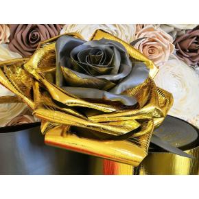 Изолон цветной Izolon Pro 3002 черное золото 0,75м