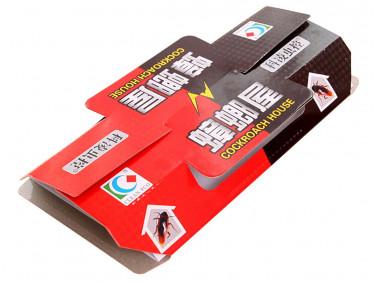 Ловушка для тараканов, прусаков и муравьев повышенной клейкости Killing Bait