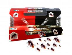Ловушка для тараканов, прусаков и муравьев повышенной клейкости Killing Bait - изображение 5 - интернет-магазин tricolor.com.ua