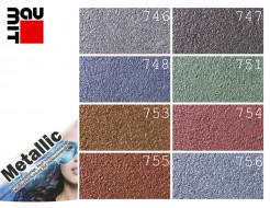 Краска акриловая Baumit Metallic 746М Titan - изображение 3 - интернет-магазин tricolor.com.ua