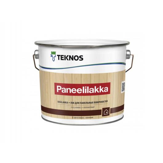 Водоразбавляемый дисперсионный лак для панелей Teknos Paneelilakka полуматовый