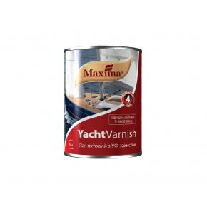 Лак яхтный Maxima полуматовый