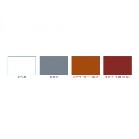 Эмаль акриловая для деревянных и бетонных полов Maxima полуматовая белая - изображение 2 - интернет-магазин tricolor.com.ua