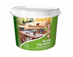 Импрегнат акриловый глубокого проникновения Maxima белый - изображение 2 - интернет-магазин tricolor.com.ua