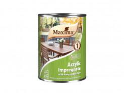 Импрегнат акриловый глубокого проникновения Maxima бесцветный - изображение 2 - интернет-магазин tricolor.com.ua