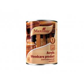 Деревозащитное средство акриловое Maxima калужница
