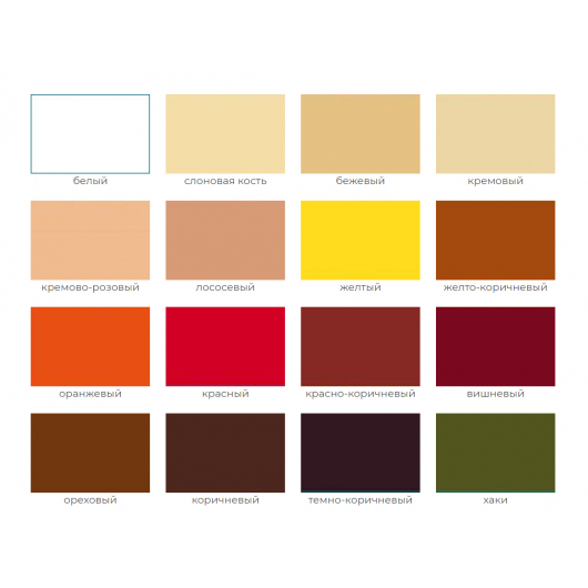 Эмаль алкидная ПФ-115П Farbex коричневая - изображение 2 - интернет-магазин tricolor.com.ua