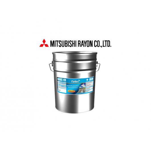 Краска для горизонтальной разметки автомобильных дорог на cмоле Mitsubishi Farbex белая