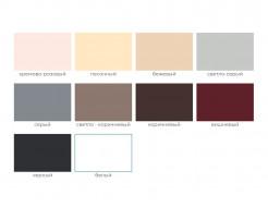 Краска для цоколей и фасадов Socle&Facade Farbex матовая кремово-розовая - изображение 2 - интернет-магазин tricolor.com.ua