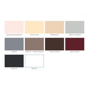 Краска для цоколей и фасадов Socle&Facade Farbex матовая черная - изображение 2 - интернет-магазин tricolor.com.ua