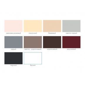 Краска для цоколей и фасадов Socle&Facade Farbex матовая белая (База C) - изображение 2 - интернет-магазин tricolor.com.ua