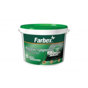 Краска для садовых деревьев и кустов Farbex белая (База А)