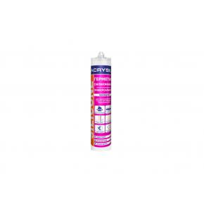 Герметик силиконовый санитарный Lacrysil прозрачный
