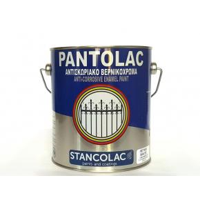Краска Stancolac Pantolac антикоррозионная 3 в 1 с преобразователем ржавчины белая - изображение 2 - интернет-магазин tricolor.com.ua