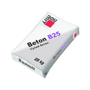Бетонная смесь Baumit Beton B25 для ремонтных работ 50-150 мм