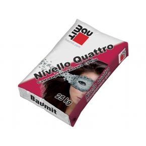 Наливной пол Baumit Nivello Quattro нивелир-масса самовыравнивающаяся 1-20 мм
