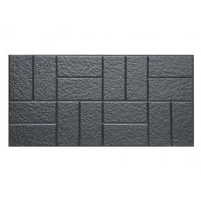 Форма для плитки Блок дорожный Шагрень 100х50 см АБС MF