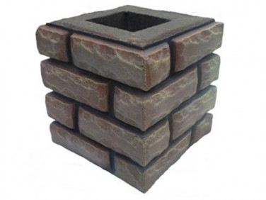Форма Столб наборной К3 Стеклопластик MF 23,5х23,5х25