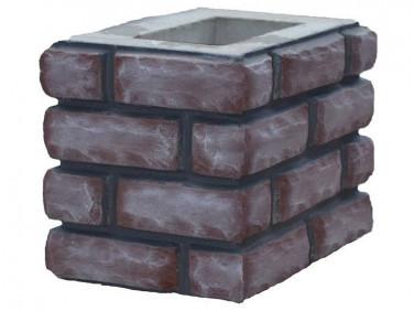 Форма Столб наборной К11 Стеклопластик MF 23х32,5х25,5