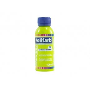 Универсальная колеровочная паста Polifarb Сolor-Mix Concentrate 01 Лимонно-желтая